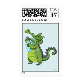 Swampy - Taking Clean to the Next Level Stamp