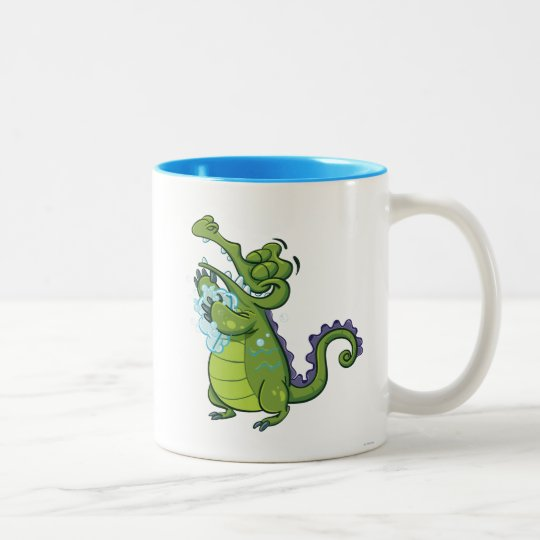 Swampy - Taking Clean to the Next Level Two-Tone Coffee Mug