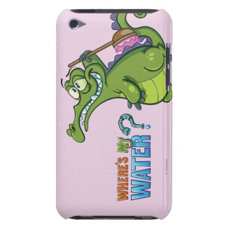 Swampy - Time to Scrub Barely There iPod Cover