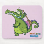 Swampy - Time to Scrub Mousepads