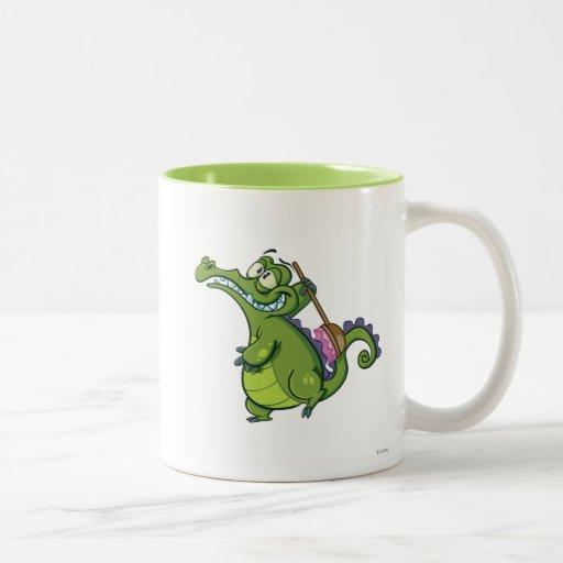 Swampy - Time to Scrub Mugs
