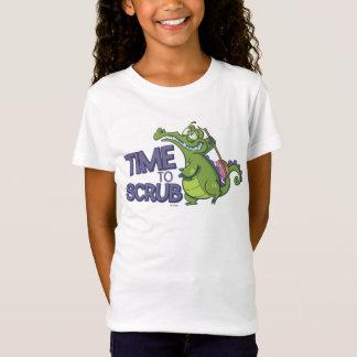 Swampy - Time to Scrub T-Shirt