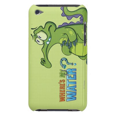 Swampy - Under Pressure Barely There iPod Cover