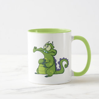Swampy - Under Pressure Mug