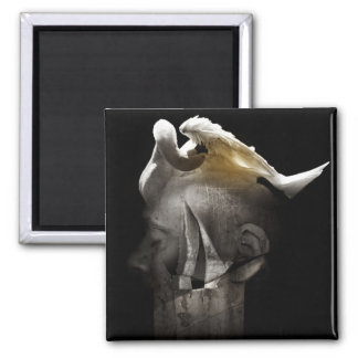 Swan 2013 2 inch square magnet