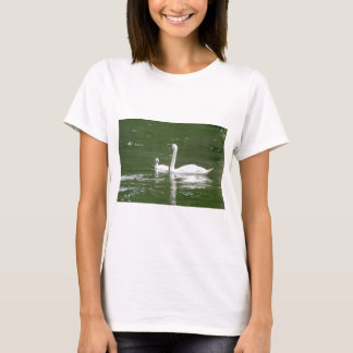 Swan and her Cygnet T-Shirt
