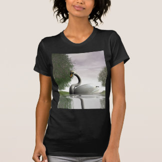 Swan and Willows T-Shirt