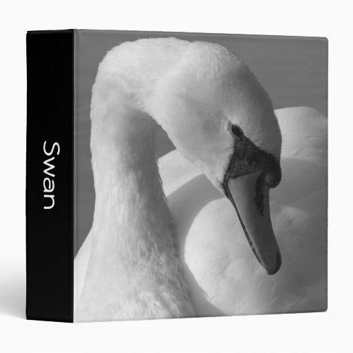Swan B&W (1.5in) Binder