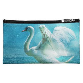 Swan Makeup Bag