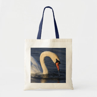 Swan Tote Bags