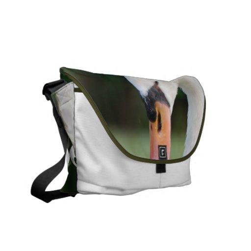 Swan Beak Messenger Bag