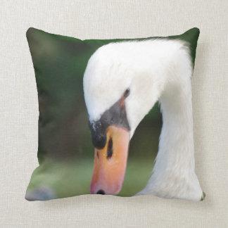 Swan Beak Pillow