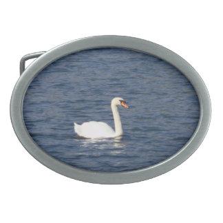 Swan Belt Buckle