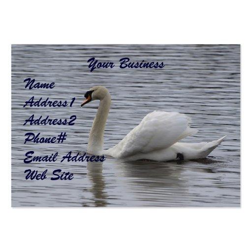 Swan Business Card