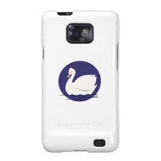 Swan Galaxy SII Cover