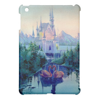 SWAN & CASTLE by SHARON SHARPE Case For The iPad Mini