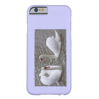 Swan Couple iPhone 6 case 5S case