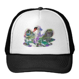 Swan DayDream Mesh Hats