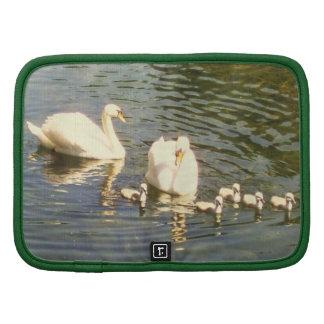 Swan Family Rickshaw Folio Organizers
