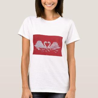 Swan Heart T-Shirt