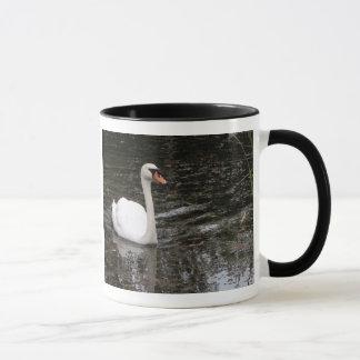 Swan in Versailles Mug
