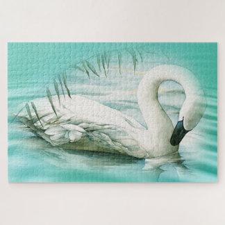Swan Jigsaw Puzzle