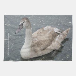 Swan Kitchen Towel