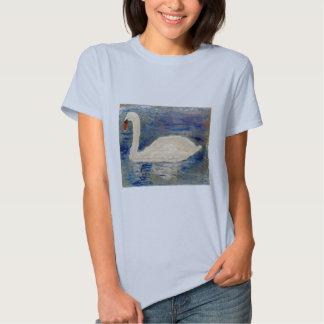 Swan Lake Art Tee Shirts