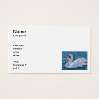 Swan Lake Business Cards