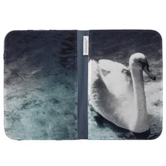 Swan Lake Kindle Keyboard Cases