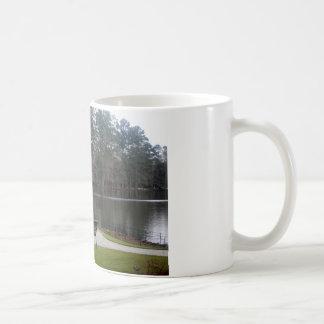 Swan Lake Classic White Mug