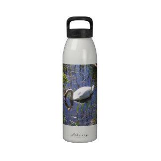 Swan Lake Liberty Water Bottle