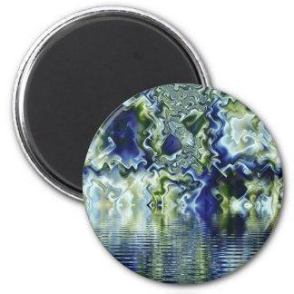 Swan Lake Magnet