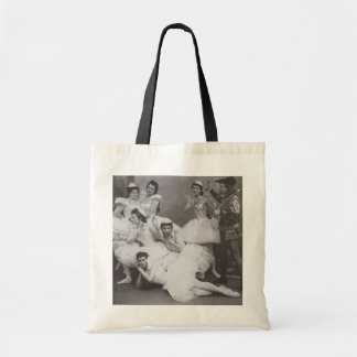 Swan Lake, Mariinsky Theatre, 1895 (b/w photo) Tote Bag