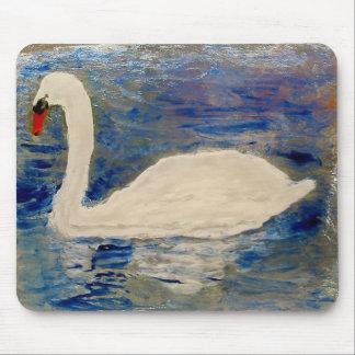 Swan Lake Mouse Pad