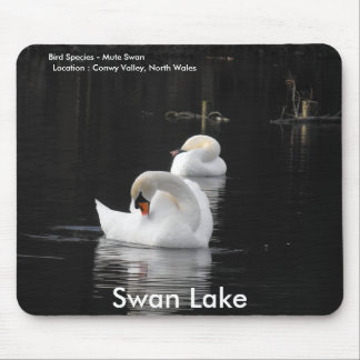Swan Lake Mousepad