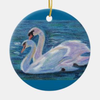 Swan Lake Ornament