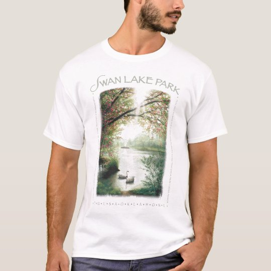 SWAN LAKE Park T-Shirt