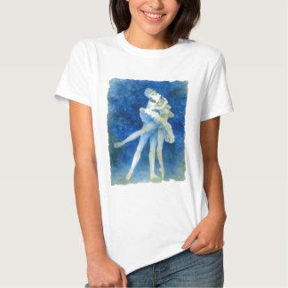Swan Lake Pas de Deux Light T-shirt