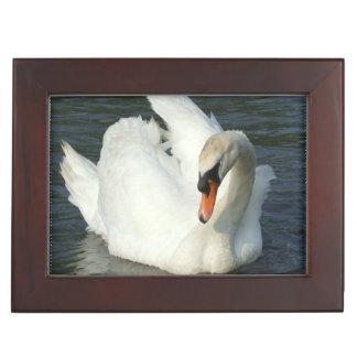 Swan Lake Keepsake Box