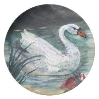 Swan Lake Plate