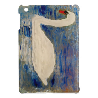Swan Lake Reflections Cover For The iPad Mini