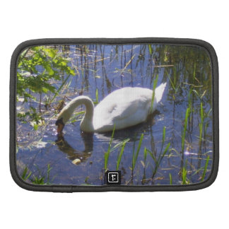 Swan Lake Rickshaw Folio Planner