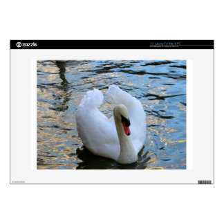 "Swan Lake Skins For 15"" Laptops"