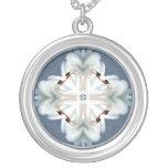 Swan Mandala Pendant
