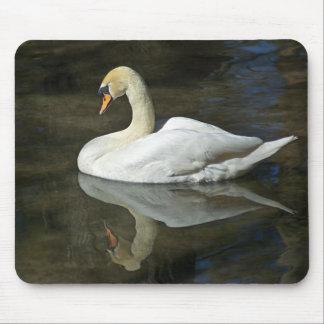 Swan Mousepad