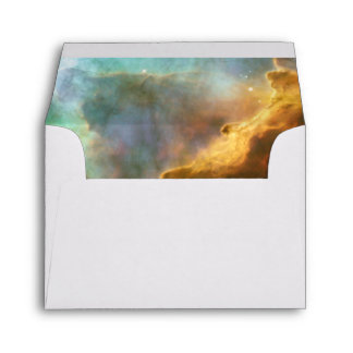 Swan Nebula Envelopes