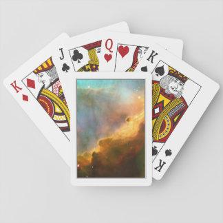 Swan Nebula (M17) Poker Cards