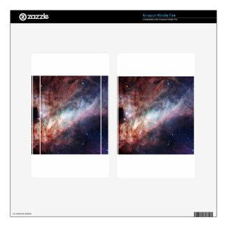 Swan Nebula Skin For Kindle Fire