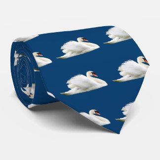 Swan Neck Tie